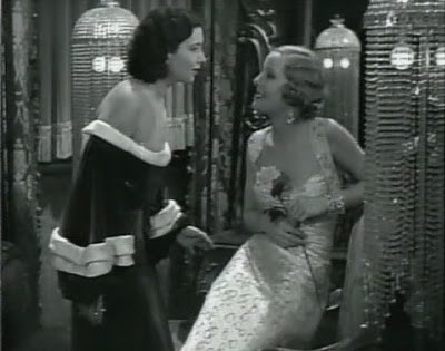 Kay Francis and Helen Vinson in Jewel Robbery