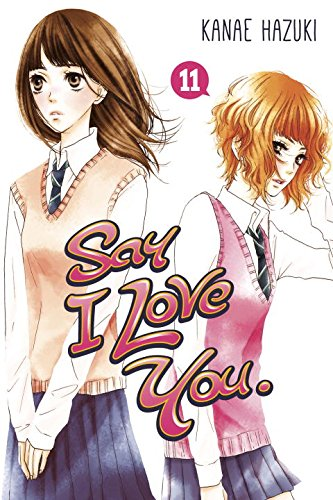 Say I Love You Volume 11
