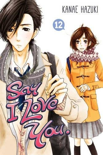 Say I Love You Volume 12