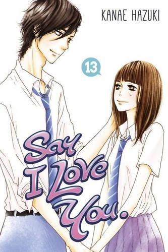 Say I Love You Volume 13