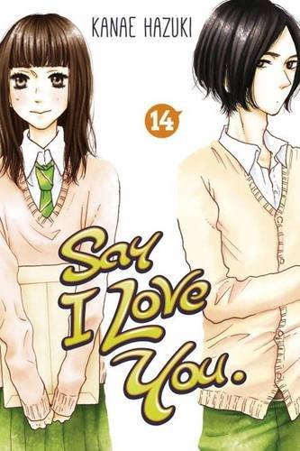 Say I Love You Volume 14