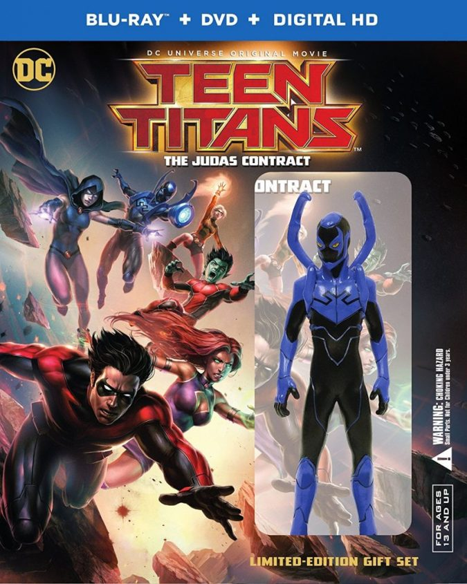 Teen Titans: The Judas Contract Deluxe Edition