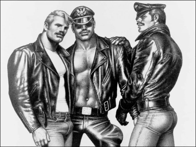 Art of Tom of Finland