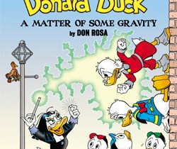 Uncle Scrooge and Donald Duck FCBD cover