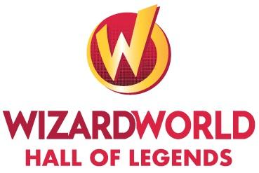 Wizard World Hall of Legends logo