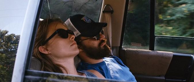 Olivia Wilde and Jake Johnson in Drinking Buddies
