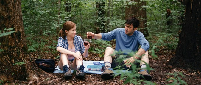 Anna Kendrick and Ron Livingston in Drinking Buddies