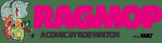 Ragmop logo