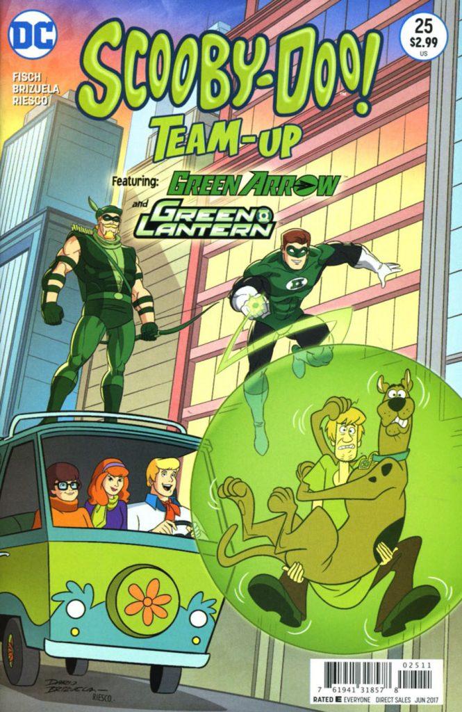 Scooby-Doo! Team-Up #25