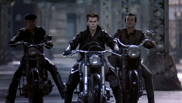 Willem Dafoe in Streets of Fire