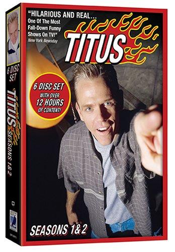 Titus Seasons 1 and 2