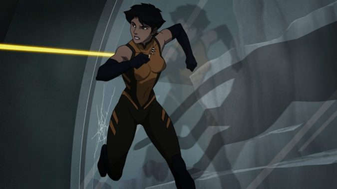 Vixen: The Movie still
