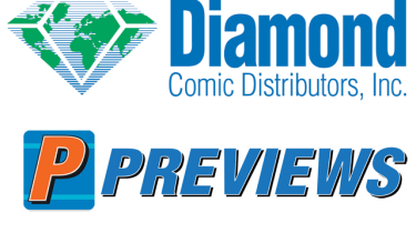 Diamond Previews logos