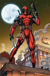 Deadpool #33 (Deadpool)
