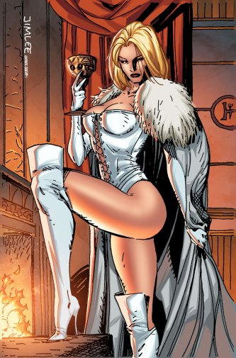Gwenpool, The Unbelievable #18 (White Queen)