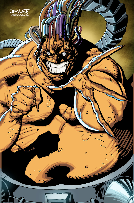 X-Men Gold #7 (Mojo)
