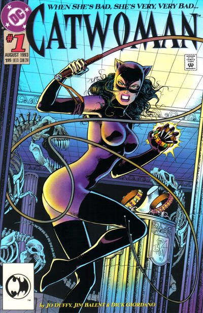 Catwoman #1 (1993)