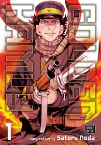 Golden Kamuy Volume 1