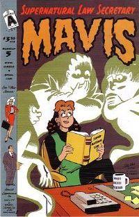 Supernatural Law Secretary Mavis #5