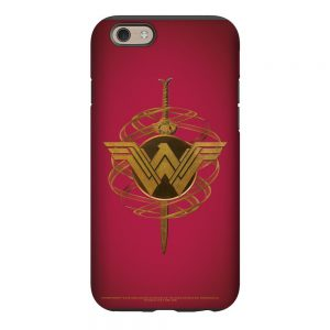 Wonder Woman iPhone case