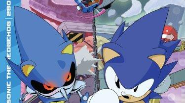 Sonic the Hedgehog #290