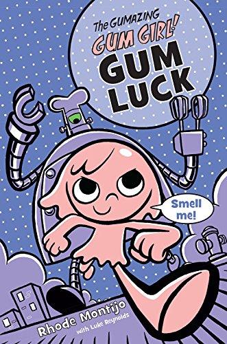The Gumazing Gum Girl: Gum Luck