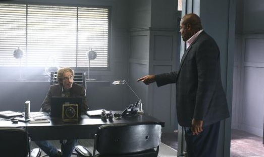 Jackie Earle Haley and Chi McBride co-star