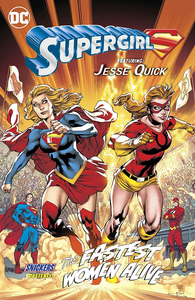 Snickers Dc Comic Redoes History With Women Comics Worth