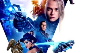 Valerian and the City of Thousand Planets poster