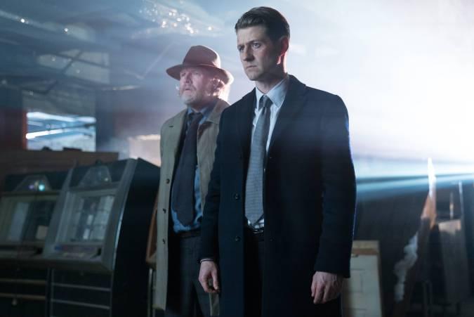Gotham: Season 3 still