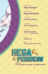 Mega Princess sample page