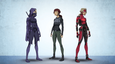New Young Justice characters