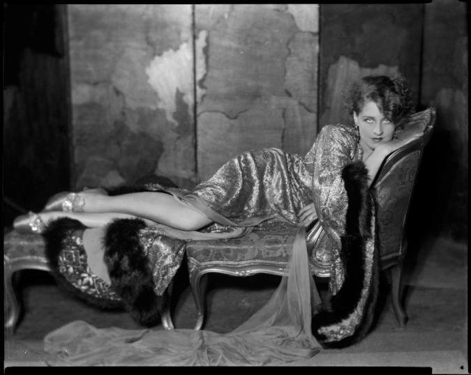 Norma Shearer in The Divorcee