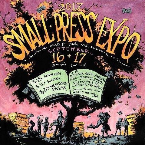 Small Press Expo 2017