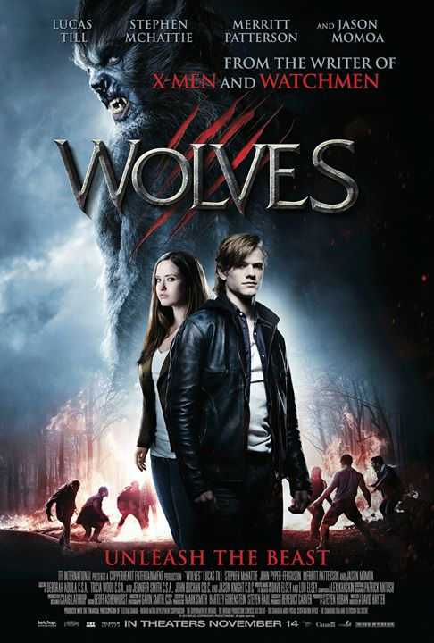 Wolves poster