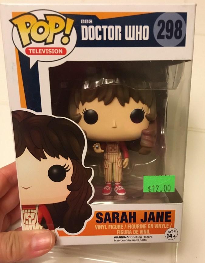 Sarah Jane Doctor Who Funko Pop