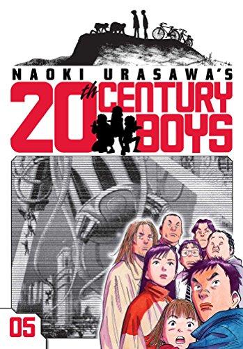 20th Century Boys Volume 5
