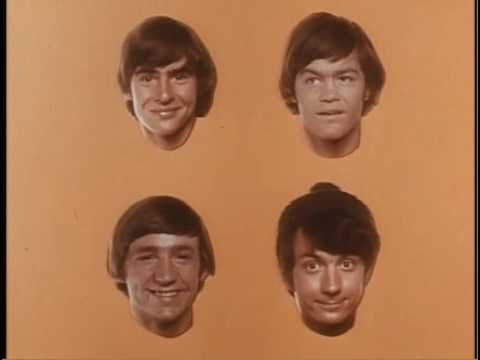 Monkees heads from end credits