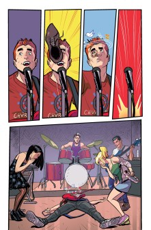 The Archies #4 preview page 2