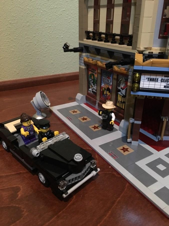 Lego Palace Cinema limo