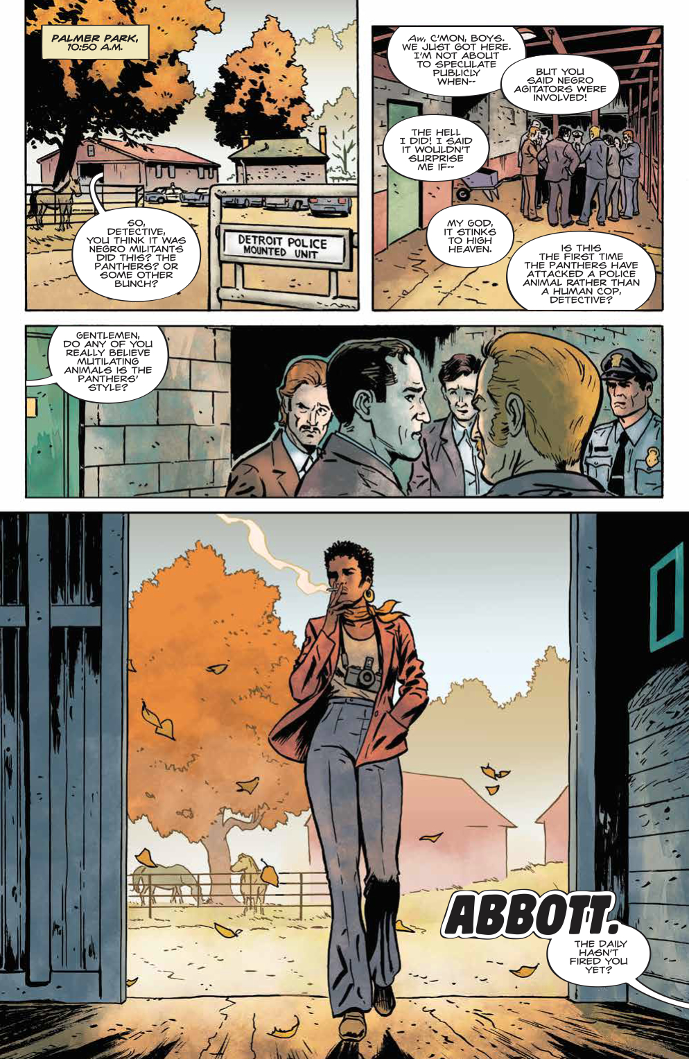 Abbott #1 preview page 2