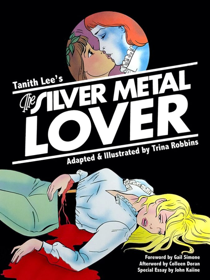 The Silver Metal Lover cover by Trina Robbins
