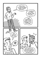 Guide to They/Them Pronouns preview page 4