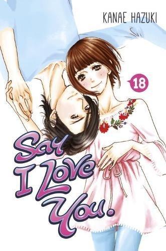 Say I Love You Volume 18
