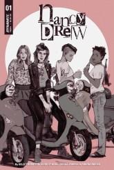 Nancy Drew #1 cover by Tula Lotay