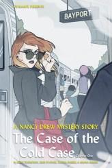 Nancy Drew #1 cover by Jenn St-Onge