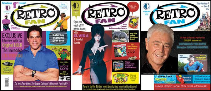 RetroFan covers