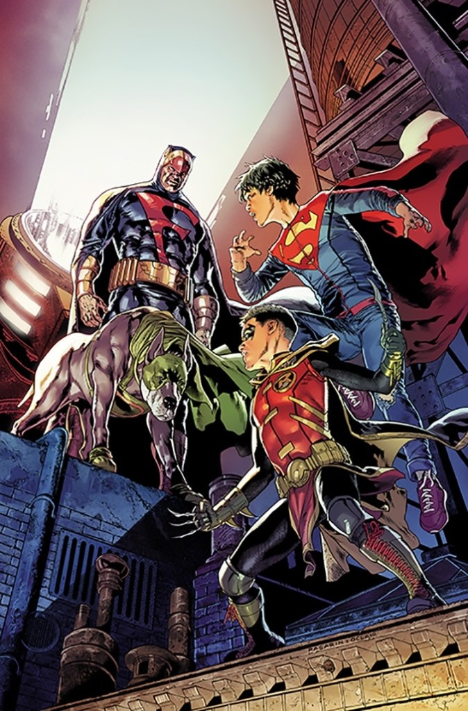 Super Sons / Dynomutt Special #1