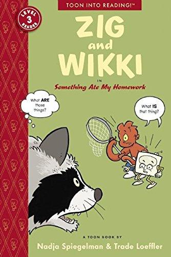 Zig and Wikki: Something Ate My Homework