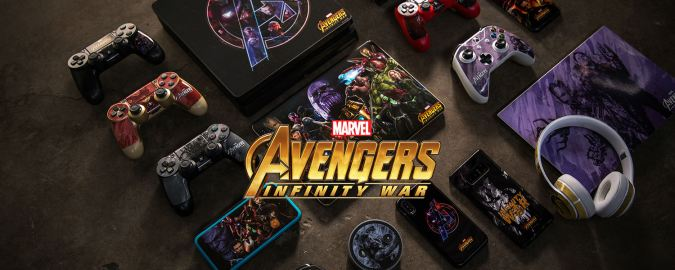 Skinit Avengers collection